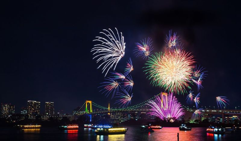New Year's Eve: Tokyo, Japan