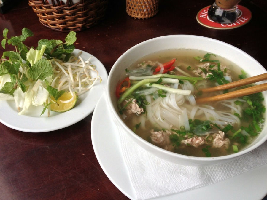 Southeast Asian Delicacies: Vietnamese Pho